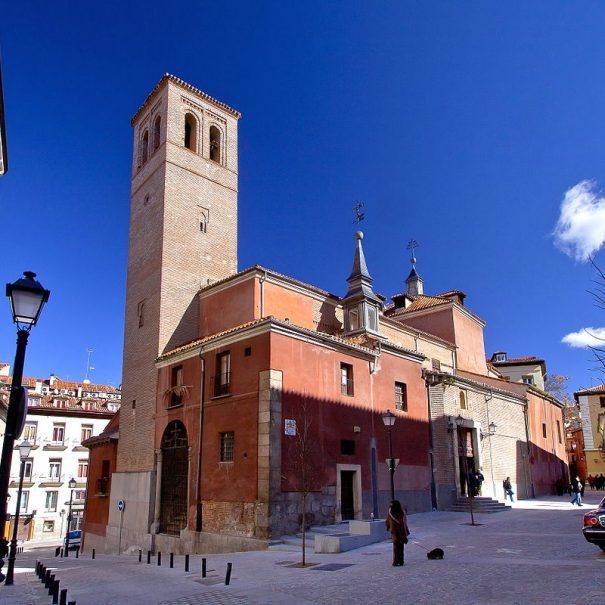 церковь Св. Петра, Мадрид