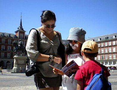 Мадридская экскурсия для семей с детьми