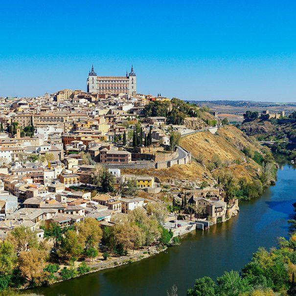 Toledo con rio