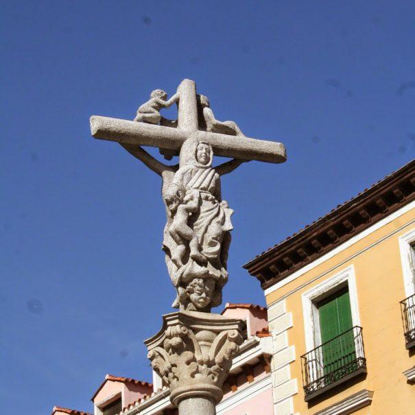Галисийский крест Мадрид