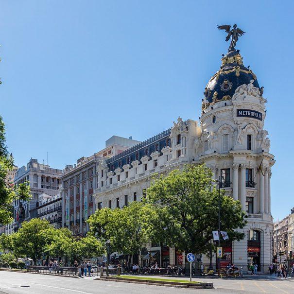 Метрополис Мадрид