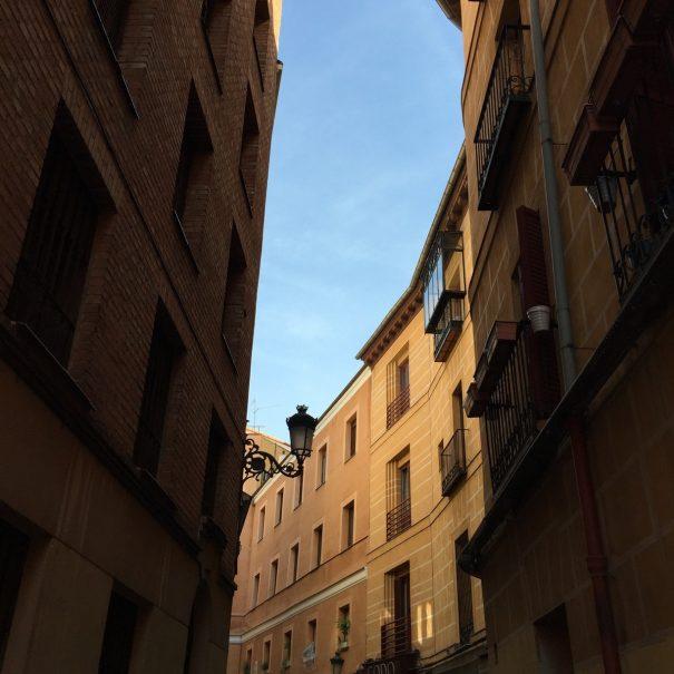 calle codo madrid