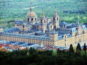 Эскориаль загородные поездки из Мадрида