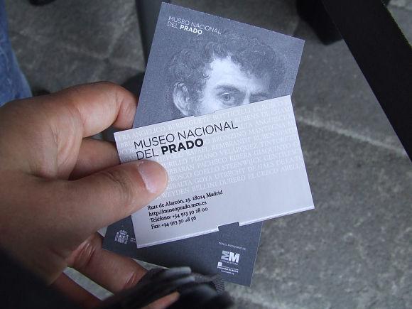 билеты в музей Прадо