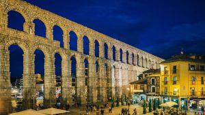 Сеговия акведук загородные поездки из Мадрида