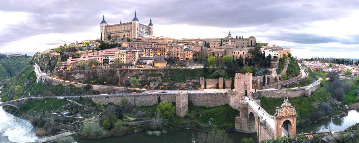 поездка в Толедо Мадрид за три дня